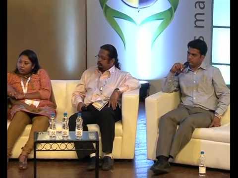 Print Summit 2012 : Panel B Print buyers – Anchored by Ramesh Kejriwal and Siddharth Kejriwal – Parksons Packaging Part 4