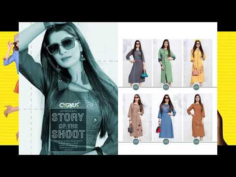 Arihant Zoella Cotton Silk Kurti With Pant Catalog Collection