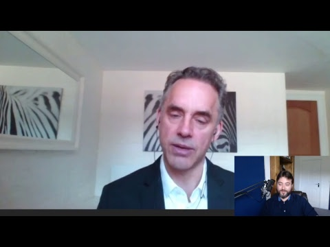 Interviewing Dr Jordan Peterson