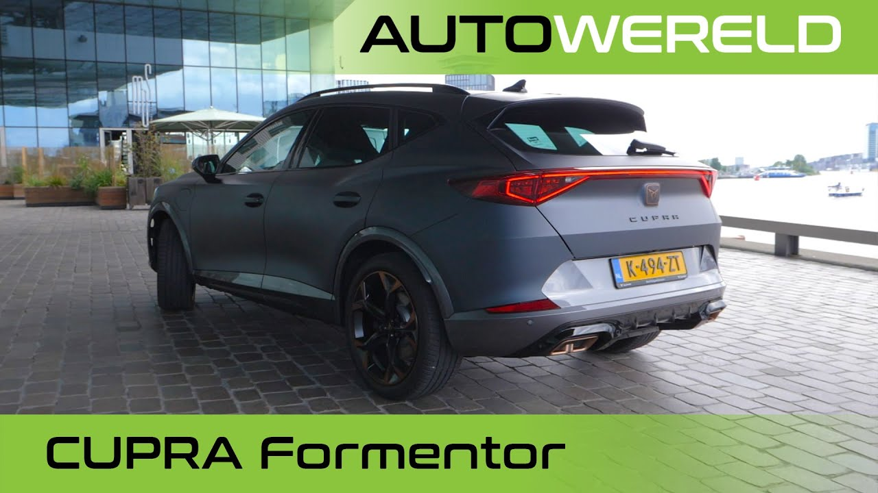 CUPRA Formentor e-Hybrid (2022) review met Stéphane Kox