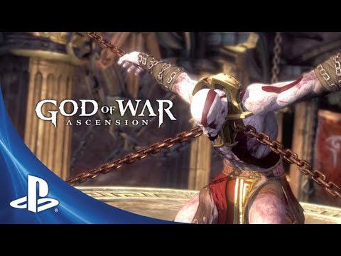 God of war ascension game ps3 playstation god of war ascension launch trailer voltagebd