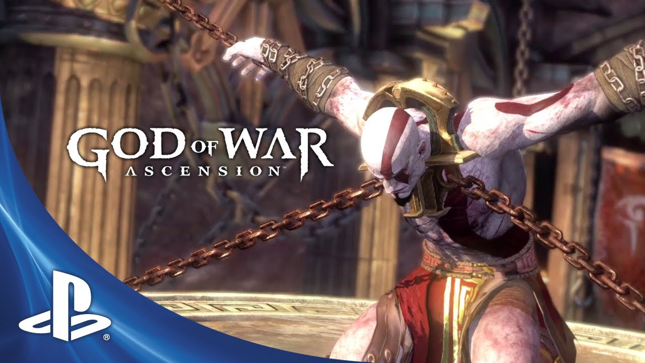 God of War: Ascension Single-Player Demo on PSN Today
