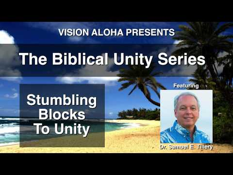 Stumbling Blocks To Unity