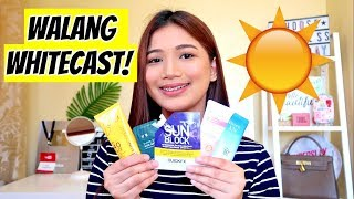 TOP 5 Sunscreen In The Philippines! OK GAMITIN ARAW ARAW! ☀️