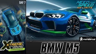 Need For Speed No Limits: BMW M5   Xtreme Racing Championship (Day 7 - Showdown)