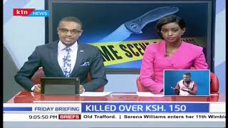22-year-old woman kills her employer over Kshs. 150/-
