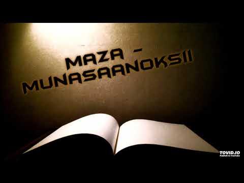 Maza - Munasaannoksii