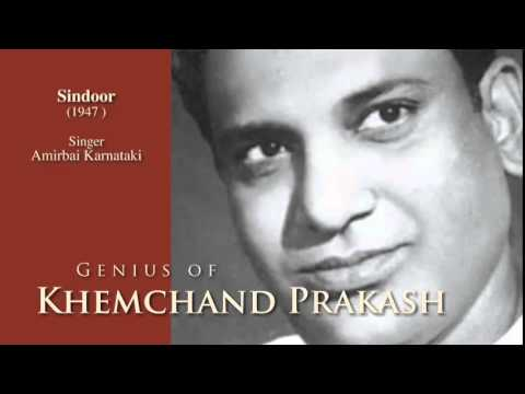 Milestone songs of Khemchand Prakash... Music Director.