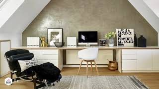 Amazing Home Offices in White- Ideas and Inspirations