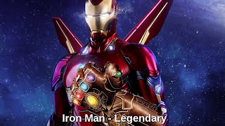 (SPOILERS FOR ENDGAME) Iron Man   Legendary