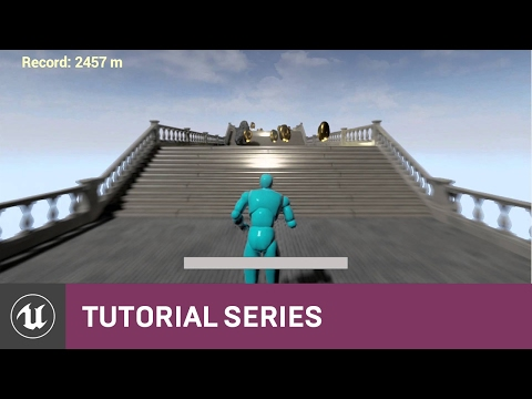 So UE4 tutorial is more finished than this :: Accidental Runner