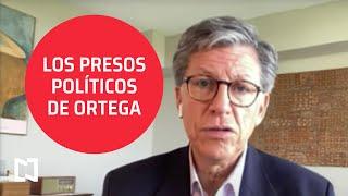 Nicaragua: La represión de Daniel Ortega contra sus rivales políticos - Es la hora de opinar
