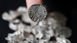 video: Major hoard of '£5m' Norman coins are early example of tax avoidance, British Museum says