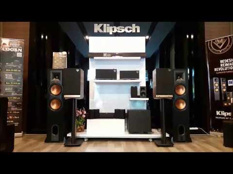 Test Sound Klipsch The Sixes
