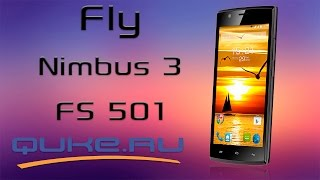 Fly FS501 Nimbus 3 Mobil Telefon