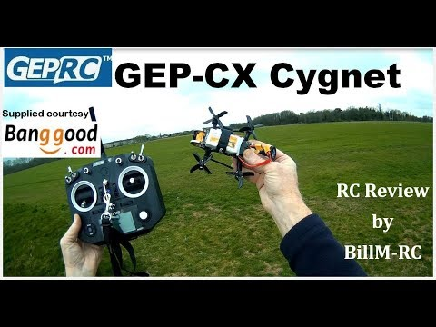 GepRC Cygnet review - Simply the best early 2019 release