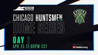 Call Of Duty League 2020 Season | Chicago Huntsmen Home Series | Day 2