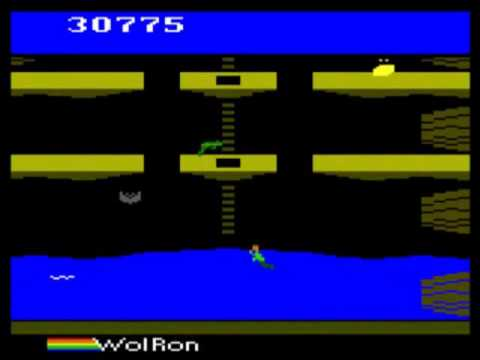 Pitfall II -- The Lost Caverns (PC game remake)