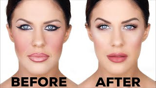MAKEUP MISTAKES THAT AGE YOU!!! MAKEUP DOS AND DONTS!!