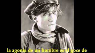 Bauhaus - Antonin Artaud - subtitulado español
