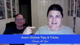 Avon Online Tips & Tricks