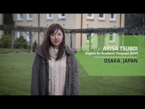 Short-Term Programme Student: Arisa Tsuboi