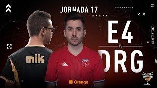Team eu4ia VS Dragons E.C. | Jornada 17 | Temporada 2018/2019