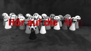 Hör auf die Mutti ... und schieß ein Tor! (EFF - STIMME) Parodie