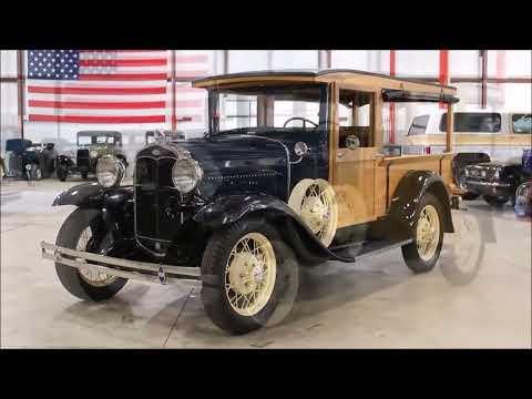 Video of '31 Model A - LPXB