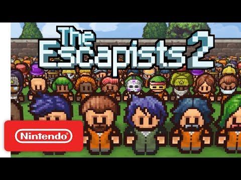 The Escapists 2 Launch Trailer - Nintendo Switch