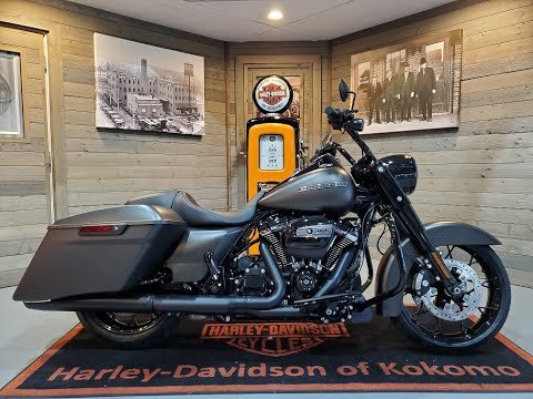 2020 Harley-Davidson Road King® Special in Kokomo, Indiana - Video 1