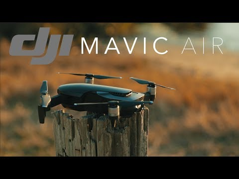 The Near PERFECT Drone!!! – DJI MAVIC AIR Drone Review