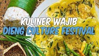 Datang Dieng Culture Festival (DCF) 2019? 6 Kuliner ini Jangan Sampai Dilewatkan