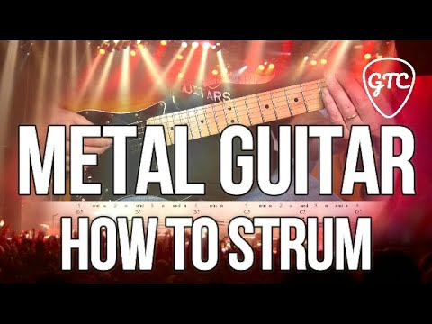 How to Strum Guitar Advanced | Rhythm 1
