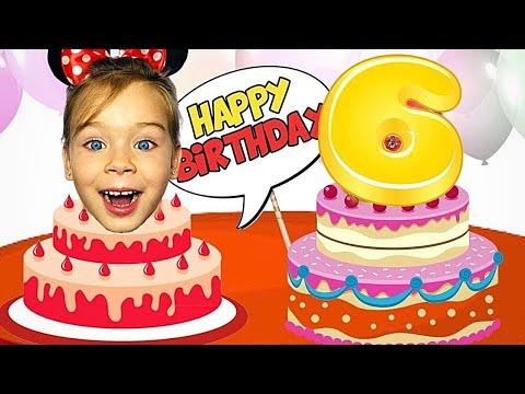 София и забавная история для детей про её день рождения 6 лет