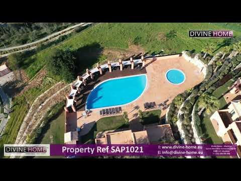Luxury Penthouse Apartment in an award winning golf resort