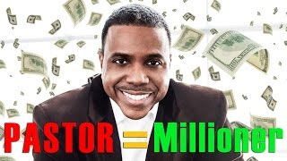Richest Pastors In America - Top 15 (#1 will shock you)