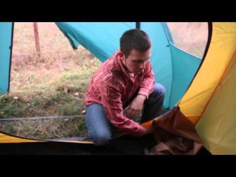 Палатка Greenell «Литрим 4». Видеообзор.