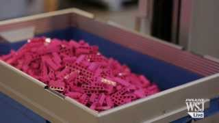LEGO Factory Behind-the-Scenes: Making the Bricks
