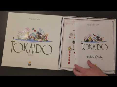 Tokaido Unboxing