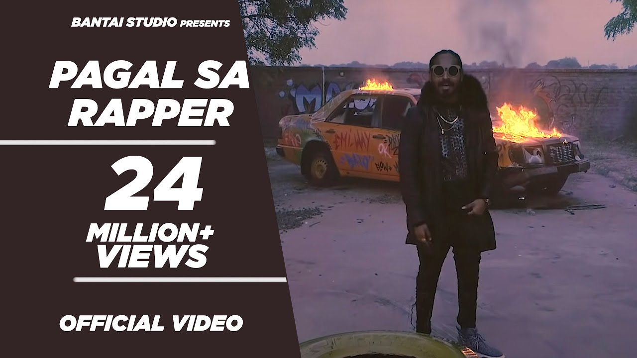 Pagal Sa Rapper Hindi lyrics