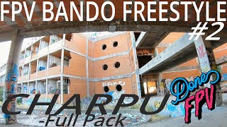 --CHARPU FPV FREESTYLE#2-- RAW FULL Pack of HOLE DIVES