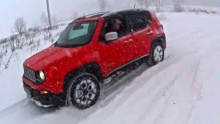 Разведка! Toyota Prado, Jeep Renegade, Петр Баканов.