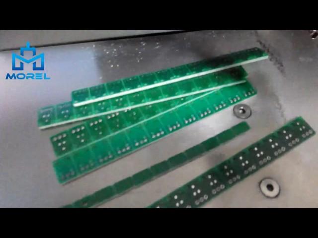 ML-100 Manual PCB Separator?Hand Push Type?