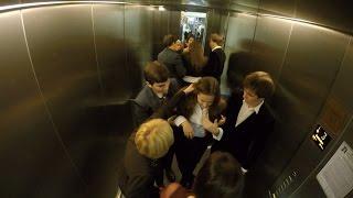 Обморок в лифте! А насколько равнодушен ты ?