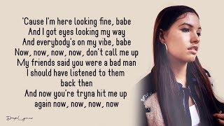 Mabel   Don't Call Me Up (Lyrics) 🎵
