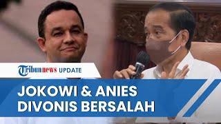 Jokowi, Anies dan 3 Menteri Divonis Lawan Hukum karena Lalai Pelihara Udara Sehat, Akan Dihukum?