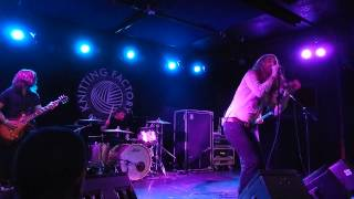 THE ANSWER - DEMON EYES - THE KNITTING FACTORY, BROOKLYN, NY 7/22/15