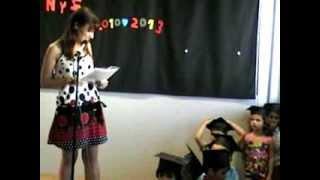 preview picture of video 'Graduació 5 anys 2013'