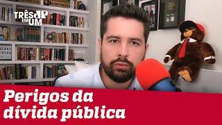 Paulo Figueiredo: Brasil deve muito e deve no 'cartão de crédito'